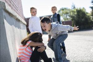 Read more about the article Il bullismo, la rete e la sessualità: l'intervento dello psicologo in classe
