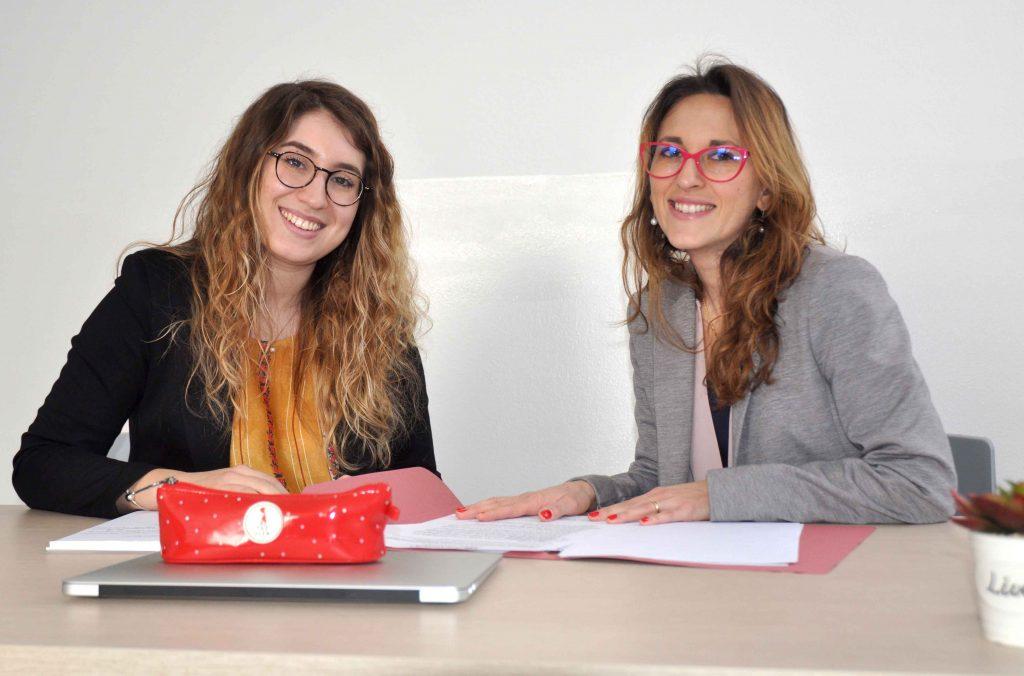 Marta Pagani e Silvia Ceriani