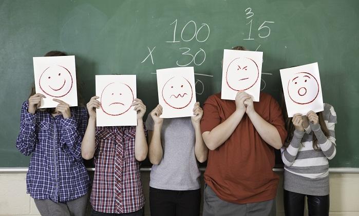 Le emozioni in ambito scolastico